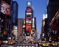 ニューヨーク/タイムズスクエア(フリータイム・イメージ)