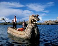 チチカカ湖/イメージ