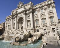 ローマ/トレビの泉