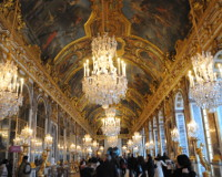 ヴェルサイユ宮殿/鏡の間(イメージ)