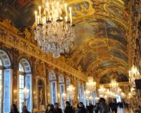 ヴェルサイユ宮殿・鏡の間(イメージ)
