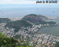 リオデジャネイロの街(イメージ)
