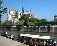 パリ/ノートルダム寺院