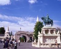 ブダペスト/王宮の丘