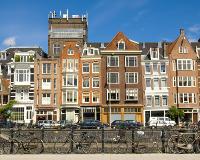 アムステルダム/街並み