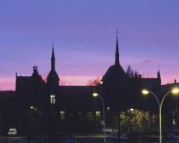 ブリュッセル/市街地の夜景