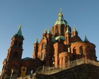 ヘルシンキ/ウスペンスキー寺院