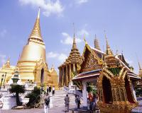 バンコク/エメラルド寺院(フリータイム・イメージ)