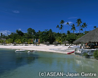 セブ島/ビーチ(フリータイム/イメージ)
