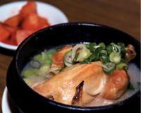 韓国料理/サムゲタン(イメージ)