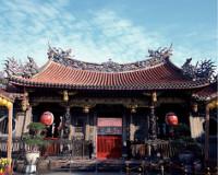 龍山寺(観光プラン・イメージ)