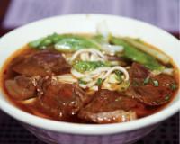 牛肉麺(イメージ)