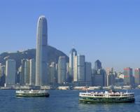 香港島(イメージ)