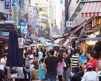 ソウル/南大門市場(イメージ)