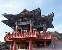 慶州/石窟庵山門(観光プラン・イメージ)