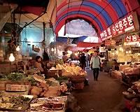 済洲島/東門市場(イメージ)