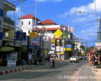 サムイ島街並み/イメージ