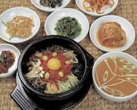 韓国料理(イメージ)