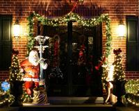 ニューヨークのクリスマス/イメージ
