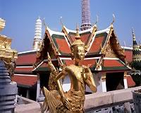 バンコク/エメラルド寺院