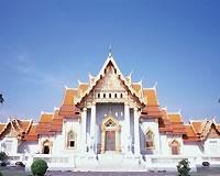 バンコク/大理石寺院(フリータイム・イメージ)