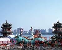 【福岡】日月潭に泊まる!いいとこどり台湾縦断 4日 チャイナエアライン利用 カジュアルホテルコース