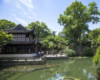 蘇州古典庭園/イメージ