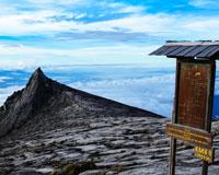 キナバル山/イメージ