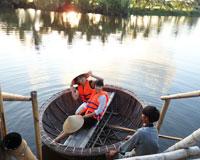 お椀舟体験イメージ