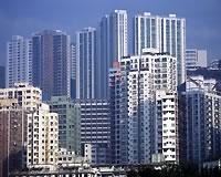 香港の高層ビル(イメージ)