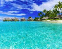 ボラボラ島(イメージ)