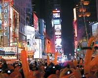 ニューヨーク/タイムズスクエア