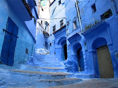 【東京/成田】web限定! 燃油込 ★世界にはまだまだ行ってみたい街がいっぱい!★ 一度は観たい感動絶景 世界にPinたび! 「青の街」シャウエンに訪れる モロッコ 10日
