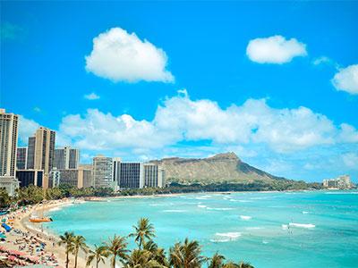 【関空発】スクート就航記念! 年末年始 ハワイ