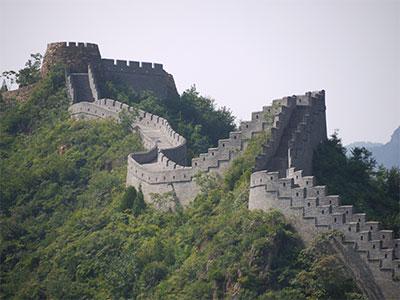 万里の長城(黄崖関)/イメージ