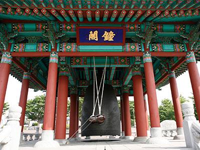 龍頭山公園 鐘閣