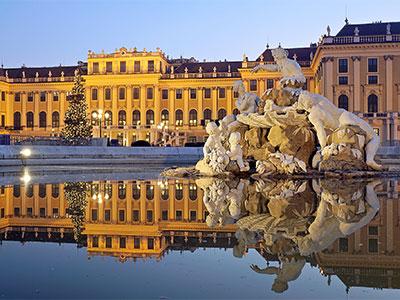 ウィーン 6日 航空会社指定なし スタンダードクラスのホテル
