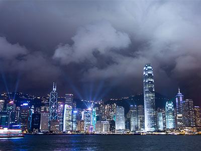 選べる!香港 フリーコース 4日 キャセイパシフィック航空利用 Bパターン(往路09:00~10:35発/復路20:20~20:25着) パークホテル香港(部屋指定なし)