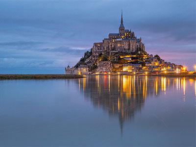 美しきフランス8日