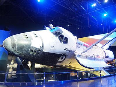 アメリカ宇宙体験の旅