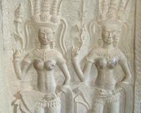 デヴァター(女神)像/イメージ