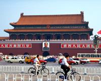 北京/天安門広場(イメージ)