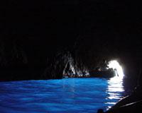 イタリア/カプリ島/青の洞窟