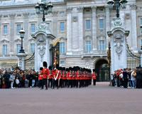 ロンドン/バッキンガム宮殿(イメージ)