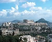 アテネ/アクロポリスの丘