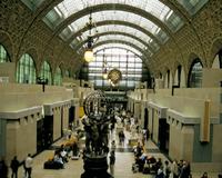 パリ/オルセー美術館(フリータイム)