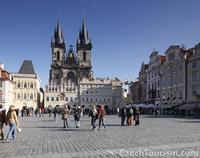 プラハ/旧市街広場