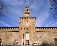 ミラノ/スフォルツェスコ城(イメージ)