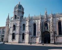 リスボン/ジェロニモス修道院