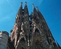 バルセロナ/聖家族教会(イメージ)